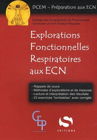 Explorations Fonction Resp Aux Ecn