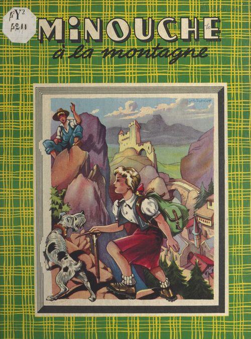 Minouche à la montagne