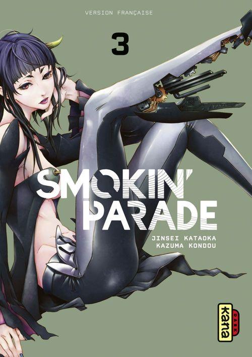 Smokin' Parade, tome 3