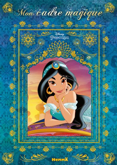 Disney Princesses ; Jasmine