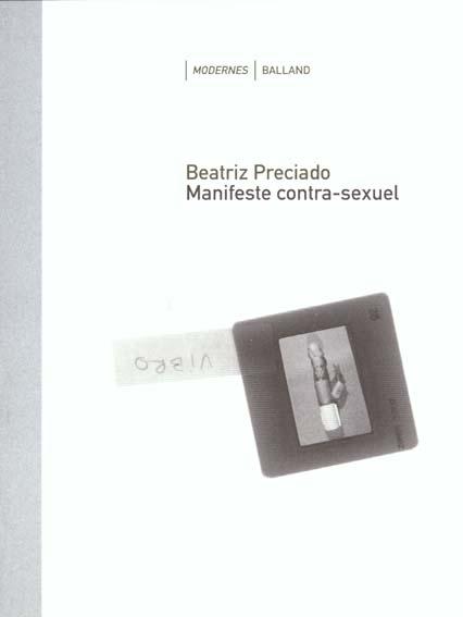 Manifeste contrat sexuel
