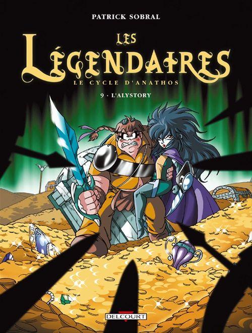 Les Légendaires T09