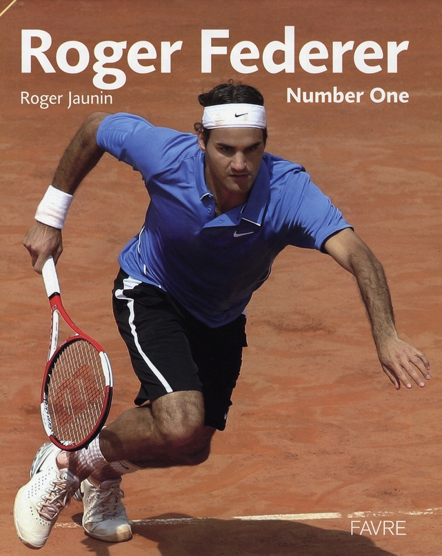 Roger Federer Number One