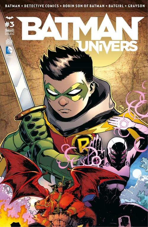 Batman Univers - Tome 3  - Collectif  - Scott Snyder
