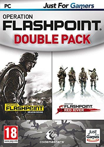 operation flashpoint: double pack (dragon rising & red river)