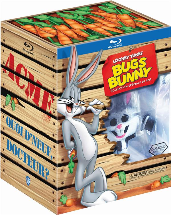 Looney Tunes - Bugs Bunny - Collection spéciale 80 ans