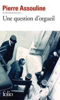 UNE QUESTION D'ORGUEIL