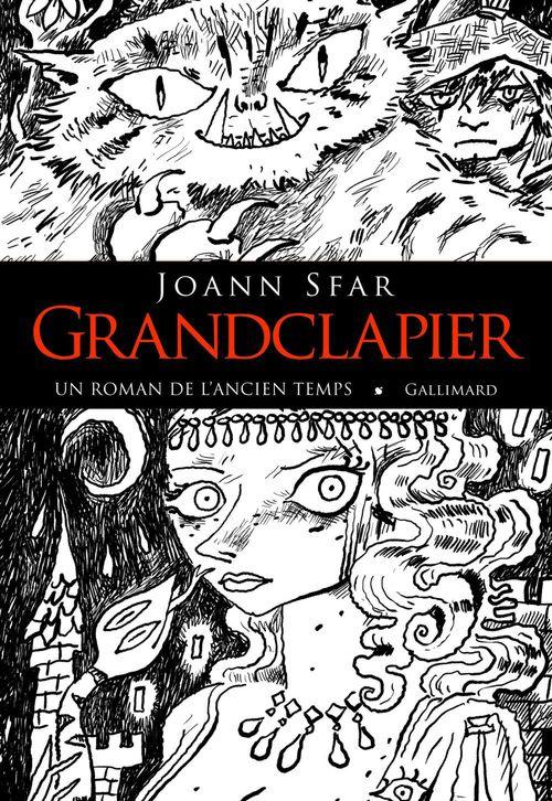 Grandclapier ; un roman de l'ancien temps