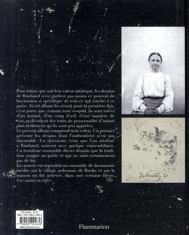 les dessins d'Arthur Rimbaud