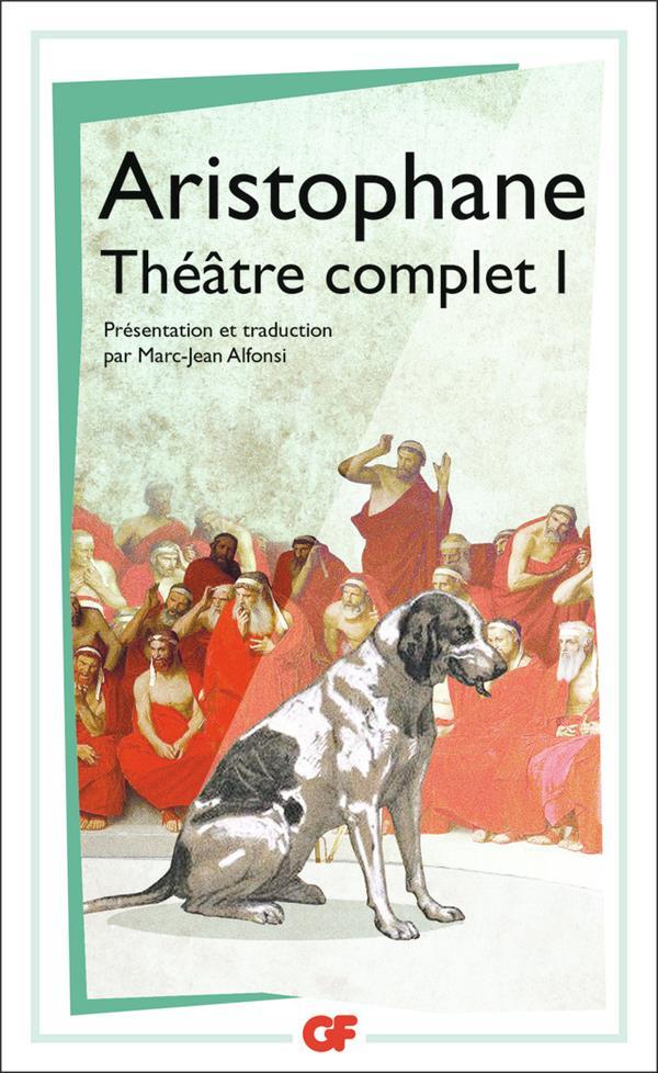 Théâtre complet t.1