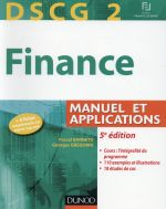 DSCG 2 ; finance ; manuel et applications (5e édition)