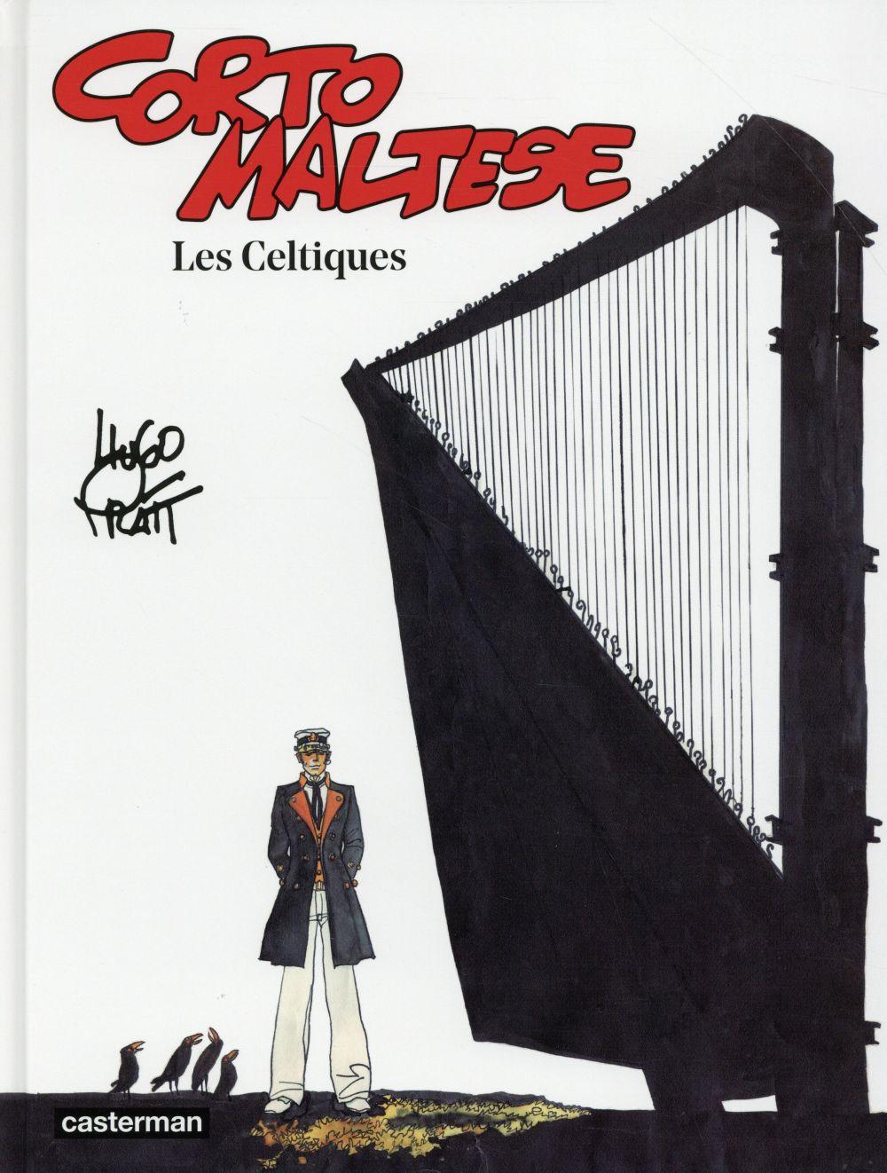 Corto Maltese t.4 ; les Celtiques