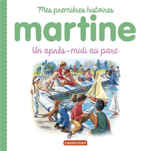 Martine - t09 - un apres-midi au parc