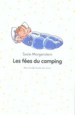 Couverture de Les fées du camping