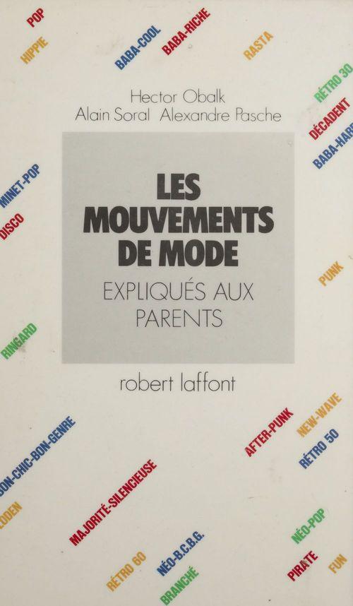 Les mouvements de mode