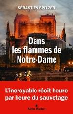 Dans les flammes de Notre-Dame  - Sébastien Spitzer