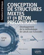 Vente Livre Numérique : Conception de structures mixtes et en béton précontraint