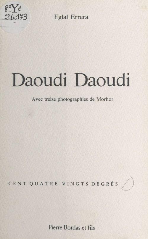 Daoudi daoudi