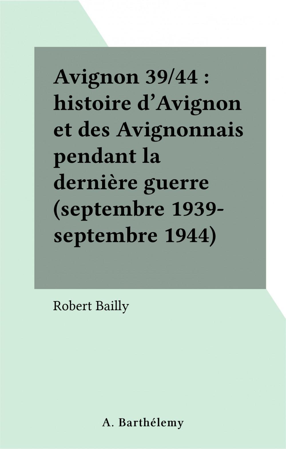Avignon 39/44