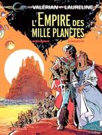 Vente Livre Numérique : Valérian - Tome 2 - L'empire des mille planètes  - Pierre Christin
