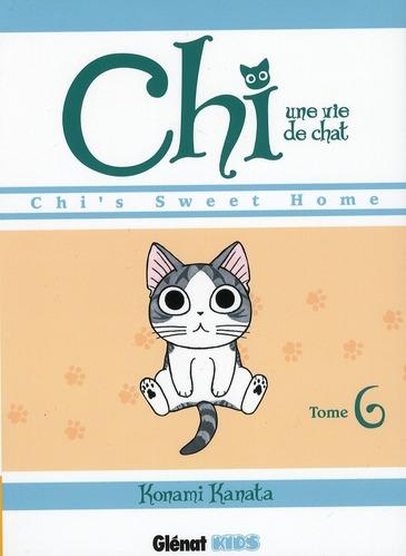 CHI - UNE VIE DE CHAT - TOME 06 KONAMI