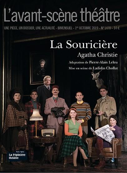Revue l'avant-scene theatre n.170 ; la souriciere