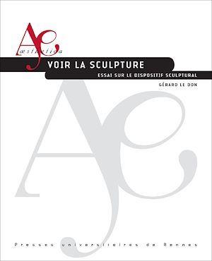 voir la sculpture ; essai sur le dispositif sculptural