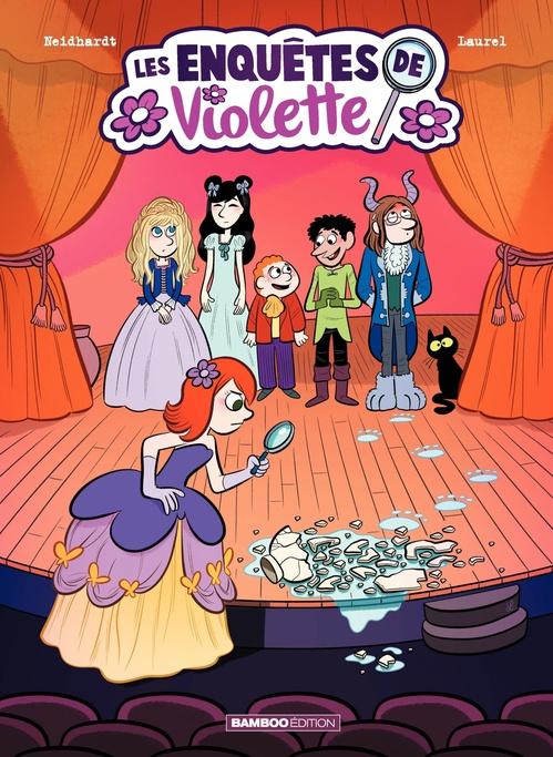 Les enquêtes de Violette T.3
