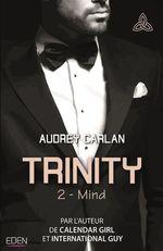 Vente Livre Numérique : Trinity T2  - Audrey Carlan