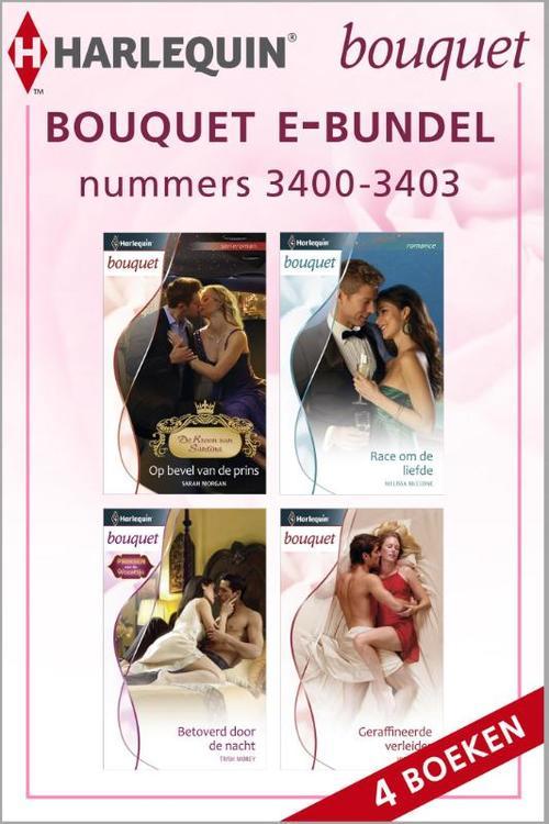 Bouquet e-bundel nummers 3400 - 3403