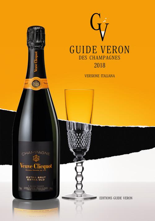 Guide VERON des Champagnes 2018 - Versione italiana