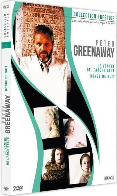 Peter Greenaway : Le Ventre de l'architecte + La Ronde de nuit