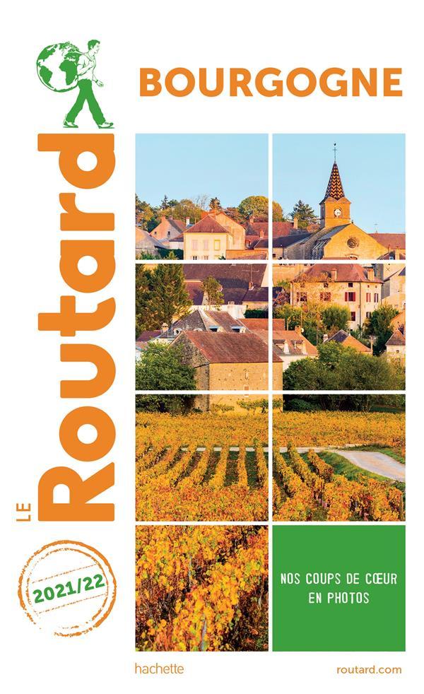 Guide du Routard ; Bourgogne (édition 2021/2022)