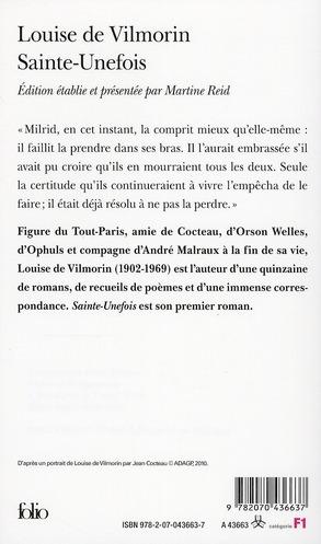 Sainte-Unefois