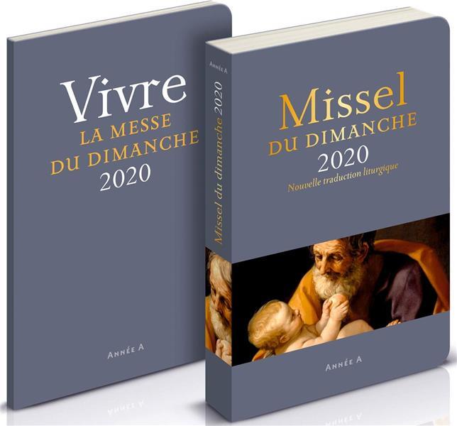 MISSEL DU DIMANCHE 2020 AVEC SUPPLEMENT
