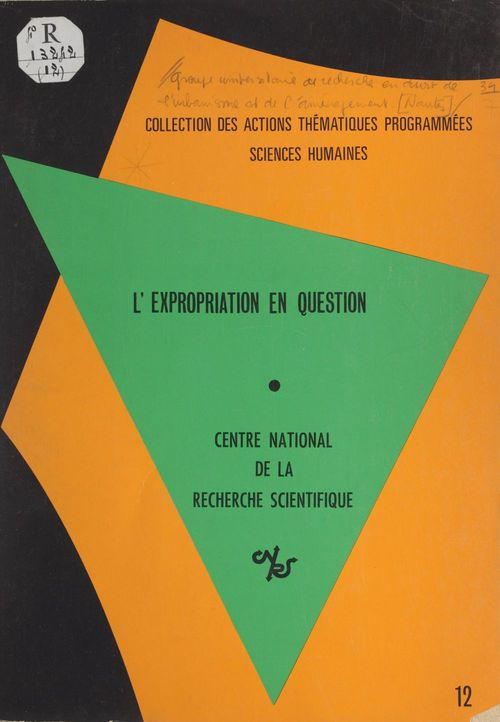 L'expropriation en question
