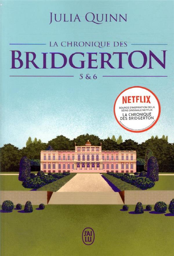 La chronique des bridgerton - tomes 5 & 6