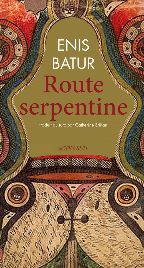Route serpentine