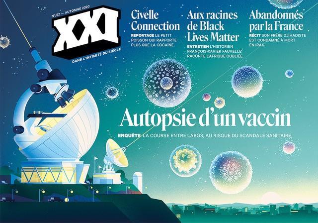 Revue xxi n.52 ; autopsie d'un vaccin