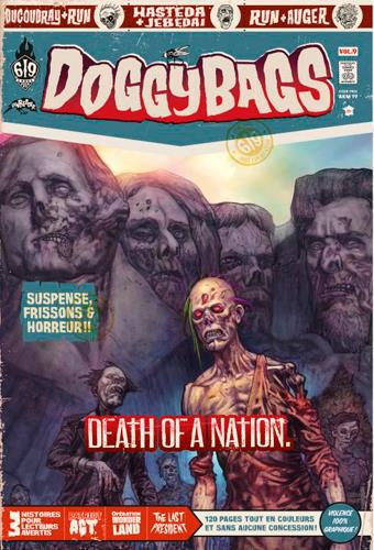 DoggyBags t.9 ; death of a nation