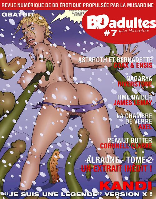 BD-adultes, revue numérique de BD érotique #7