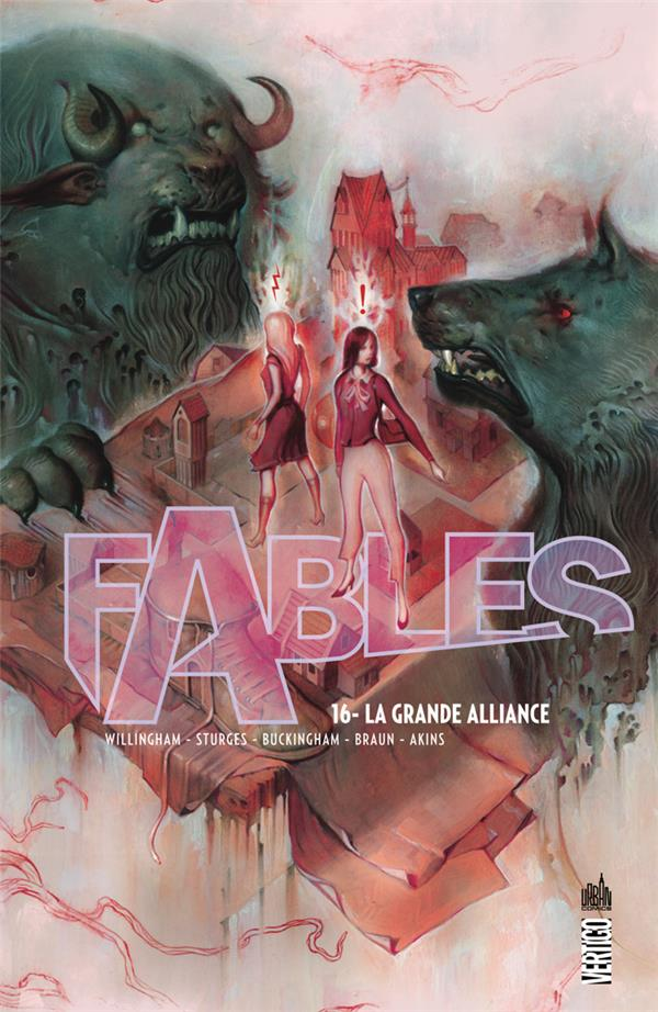 Fables t.16 ; la grande alliance