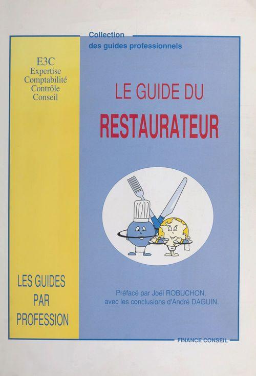 Le guide du restaurateur