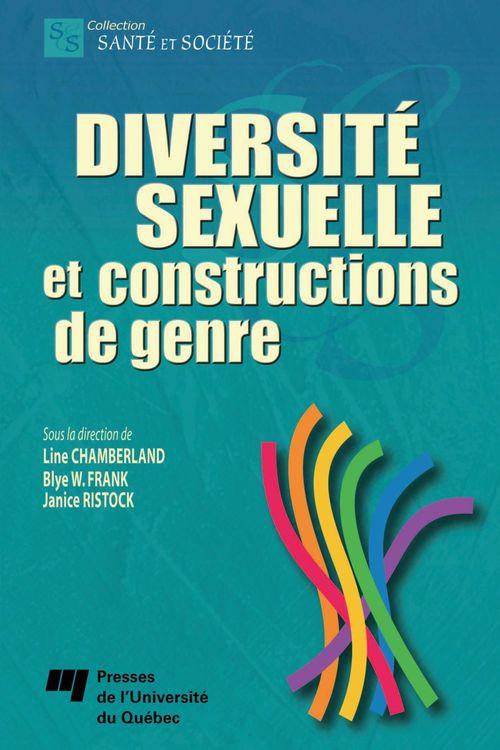 Diversite sexuelle et constructions de genre