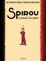 Vente Livre Numérique : Le Spirou de ... - Tome 4 - Le journal d'un ingénu  - Émile Bravo