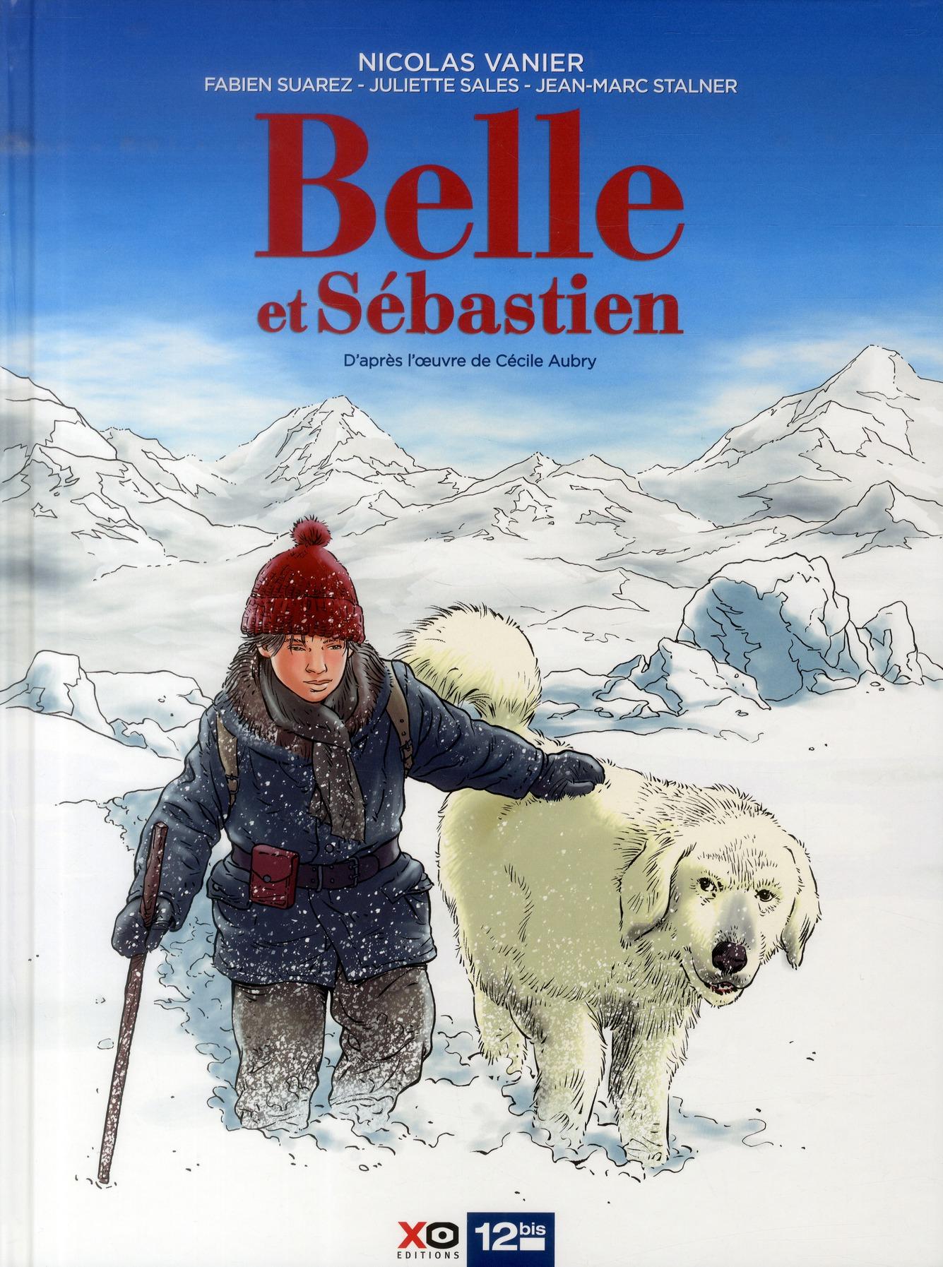 Belle et Sébastien T.1