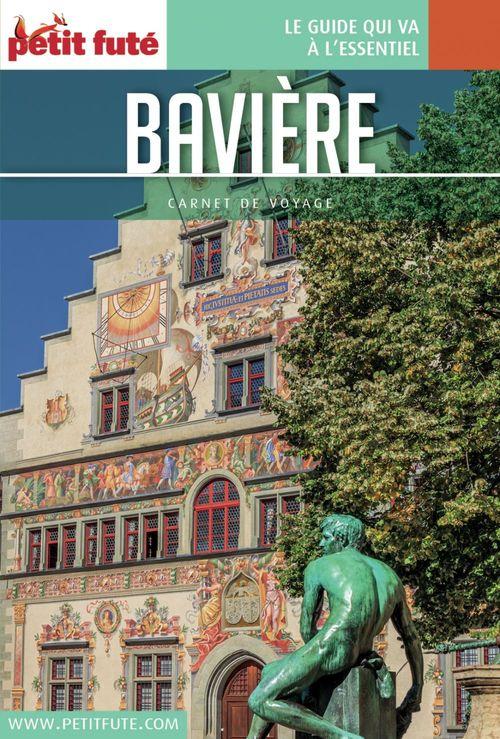 GUIDE PETIT FUTE ; CARNETS DE VOYAGE ; Bavière (édition 2017)