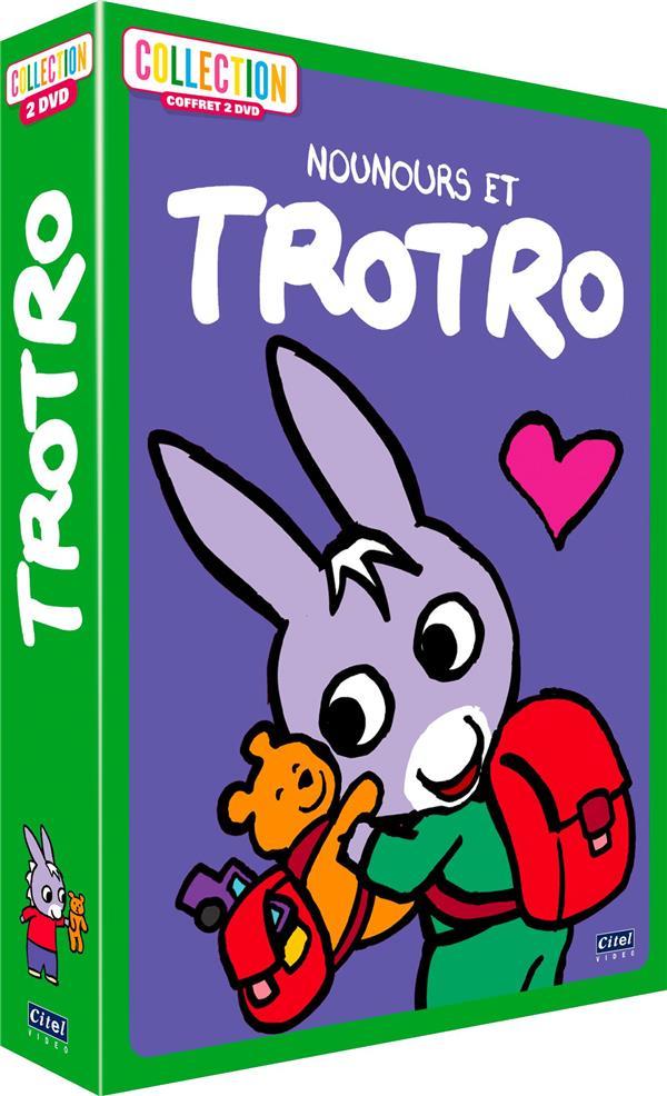 Coffret Trotro: Nounours et Trotro
