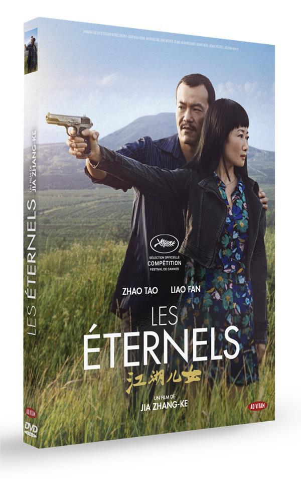 LES ETERNELS - DVD