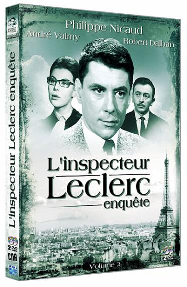 Inspecteur Leclerc, vol. 2